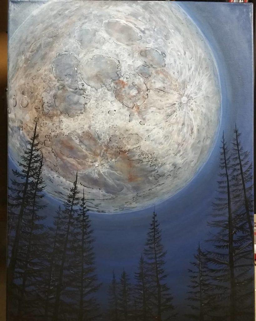 Ancient Moon