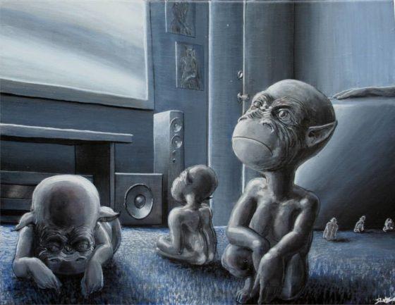 Space Monkeys 2
