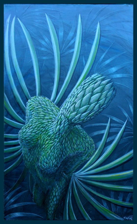 Palmartichoke Female